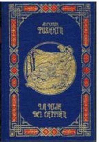 Portada LA HIJA DEL CAPITAN - ALEXANDER  S. PUSHKIN - PROMOCIONES Y EDICIONES