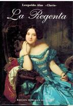Portada LA REGENTA - LEOPOLDO ALAS CLARIN - EDITORIAL OPTIMA