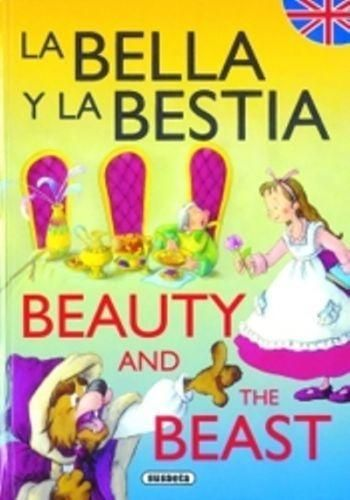 Portada LA BELLA Y LA BESTIA / THE BEAUTY AND THE BEAST - 0 - SUSAETA