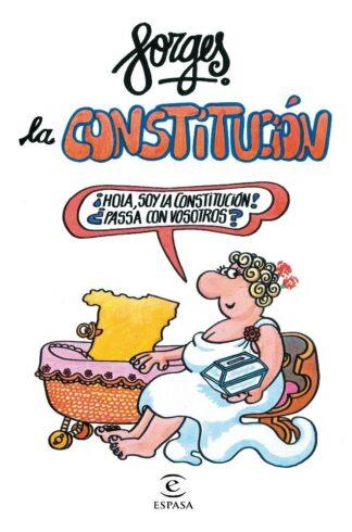 Portada LA CONSTITUCION - FORGES - ESPASA CALPE