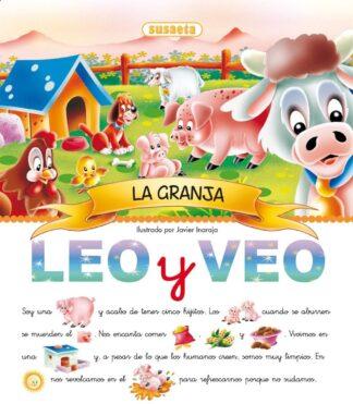 Portada LA GRANJA (LEO Y VEO) - EQUIPO SUSAETA - SUSAETA