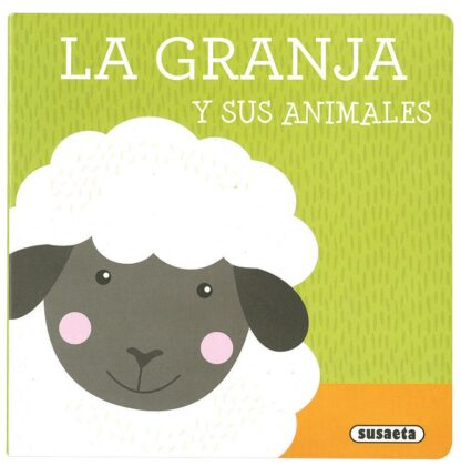 Portada LA GRANJA Y SUS ANIMALES - SUSAETA, EQUIPO - SUSAETA