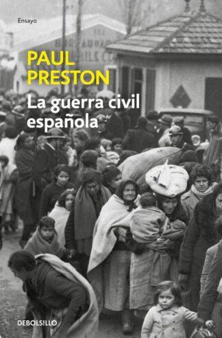 Portada LA GUERRA CIVIL ESPAÑOLA.DEBOLSI -  - ALFAGUARA