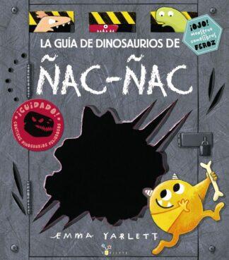 Portada LA GUIA DINOSAURIOS DE ÑAC-ÑAC.B -  - BRUÑO