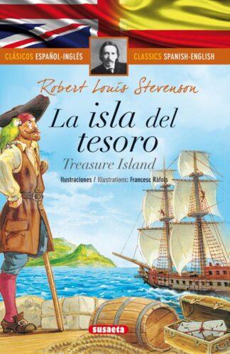 Portada LA ISLA DEL TESORO - LOUIS STEVENSON, ROBERT - SUSAETA