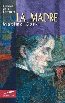 Portada LA MADRE - MÁXIMO GORKI - EDITORS