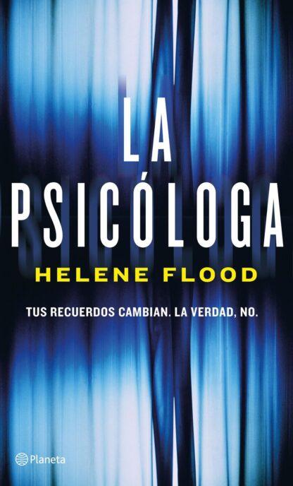 Portada LA PSICÓLOGA - HELENE FLOOD - ESPASA CALPE