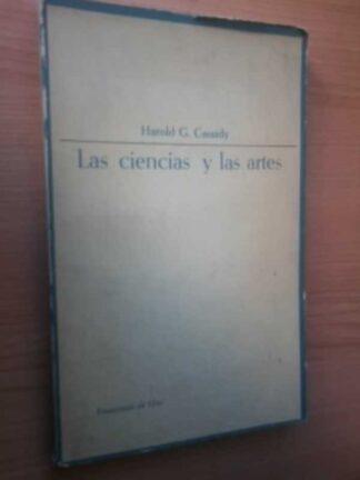 Portada LAS CIENCIAS Y LAS ARTES - HAROLD GOMES CASSIDY - TAURUS