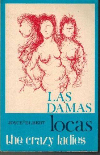 Portada LAS DAMAS LOCAS - JOYCE ELBERT - GRIJALBO