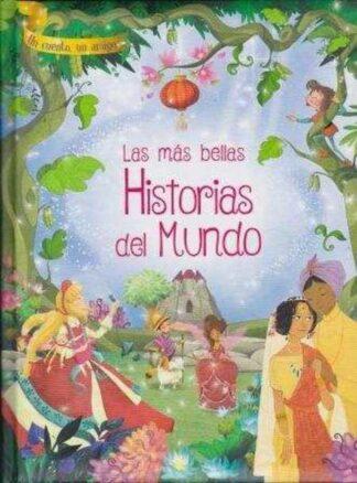 Portada LAS MAS BELLAS HISTORIAS DEL MUNDO -  - COMICS Y CUENTOS ASTURIAS
