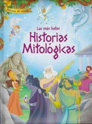 Portada LAS MAS BELLAS HISTORIAS MITOLOGICAS -  - COMICS Y CUENTOS ASTURIAS
