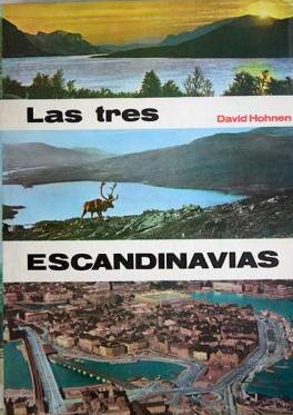 Portada LAS TRES ESCANDINAVIAS - DAVID HOHNEN - CID