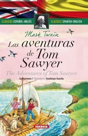 Portada LAS AVENTURAS TOM SAWYER - TWAIN, MARK - SUSAETA