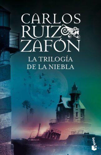 Portada LA TRILOGÍA DE LA NIEBLA - RUIZ ZAFÓN, CARLOS - PLANETA