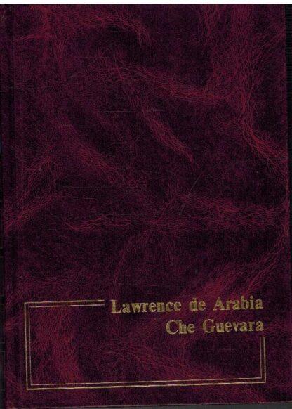 Portada LAWRENCE DE ARABIA  CHE GUEVARA - RAMIRO PINILLA - NAJERA