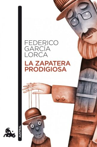 Portada LA ZAPATERA PRODIGIOSA - GARCÍA LORCA, FEDERICO - ESPASA CALPE