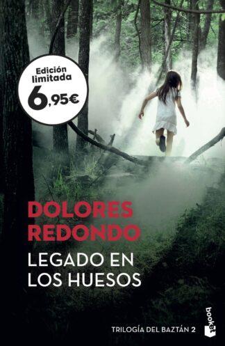 Portada LEGADO EN LOS HUESOS - DOLORES REDONDO - BOOKET