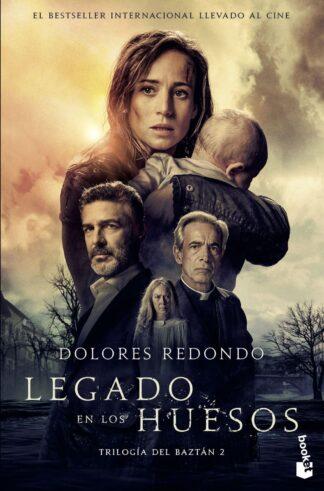 Portada LEGADO EN LOS HUESOS (ED. PELICU - DOLORES REDONDO - PLANETA