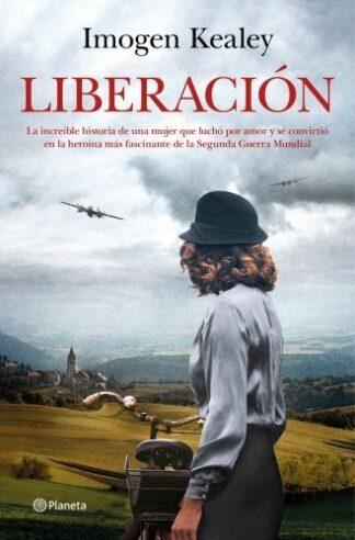 Portada LIBERACION - IMOGEN KEALEY - ESPASA CALPE