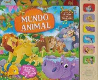 Portada LIBRO SONIDOS MUNDO ANIMAL -  - COMICS Y CUENTOS ASTURIAS