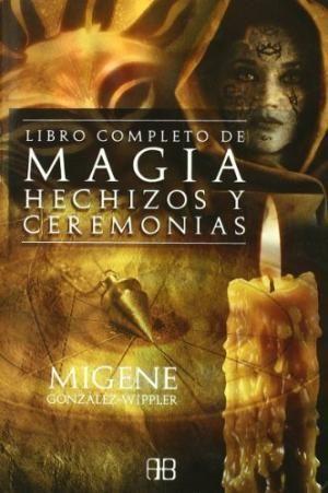Portada LIBRO COMPLETO DE MAGIA, HECHIZOS -  - ALFAOMEGA