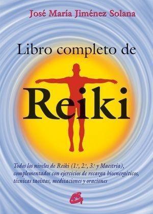Portada LIBRO COMPLETO DE REIKI (NUEVO FORMATO) -  - GAIA