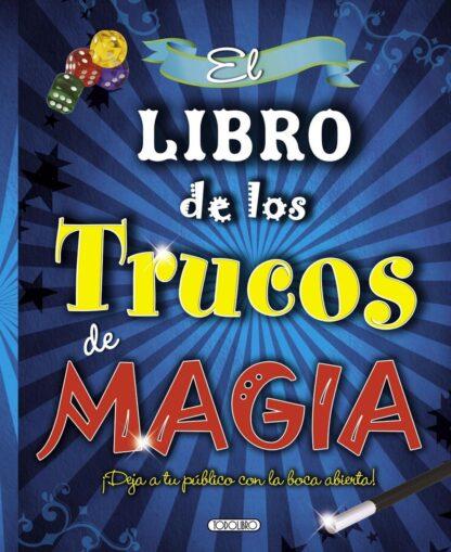 Portada LIBRO DE LOS TRUCOS DE MAGIA - AA.VV - TODOLIBRO