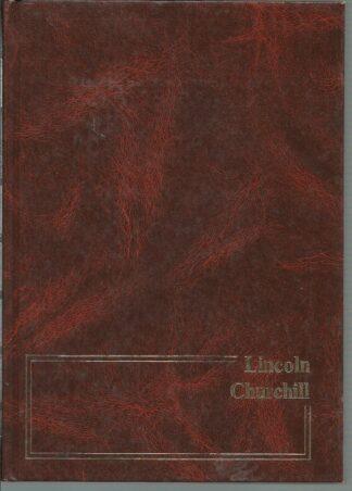 Portada LINCOLN  CHURCHILL - HERBERT AGAR - NAJERA