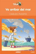 Portada LLEGO DEL MAR - CARLOS PUERTO - EDEBE