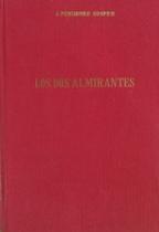 Portada LOS DOS ALMIRANTES - J. FENIMOORE COOPER - EDICIONES ALONSO
