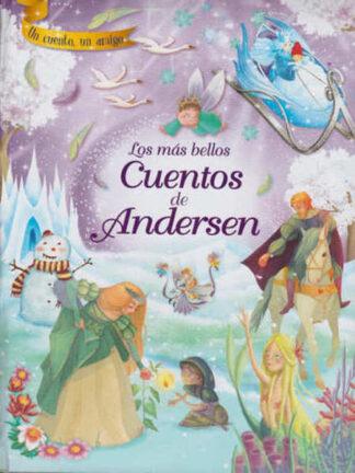 Portada LOS MAS BELLOS CUENTOS DE ANDERSEN -  - COMICS Y CUENTOS ASTURIAS