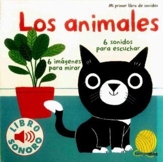Portada LOS ANIMALES. MI PRIMER LIBRO DE SONIDOS -  - CIRCULO DE LECTORES