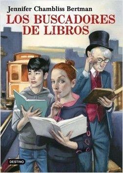 Portada LOS BUSCADORES DE LIBROS -  - CIRCULO DE LECTORES