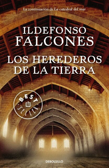 Portada LOS HEREDEROS DE LA TIERRA - FALCONES, ILDEFONSO - ALFAGUARA