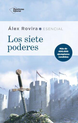 Portada LOS SIETE PODERES - ÁLEX ROVIRA -
