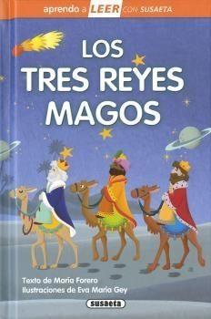Portada LOS TRES REYES MAGOS -  - SUSAETA