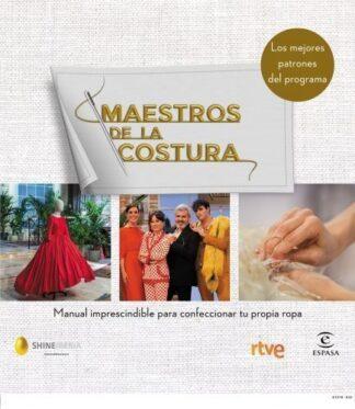 Portada MAESTROS DE LA COSTURA 2 - SHINE - ESPASA CALPE