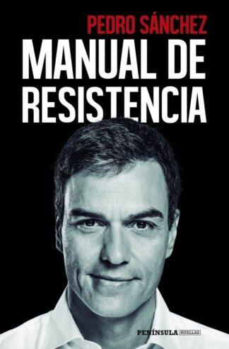Portada MANUAL DE RESISTENCIA - AA. VV. - PENINSULA