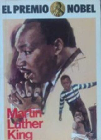 Portada MARTIN LUTHER KING - FLORES LAZARO - AFHA