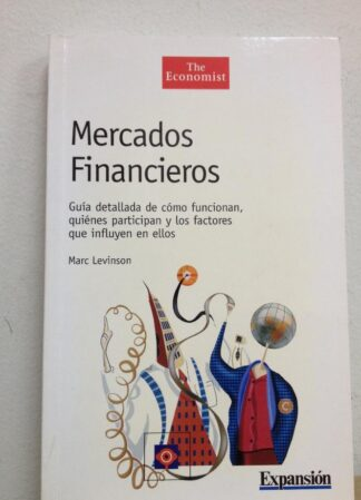Portada MERCADOS FINANCIEROS - MARC LEVINSON - GAAP