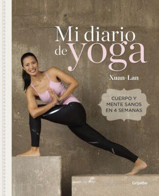 Portada MI DIARIO DE YOGA - XUAN-LAN/WOMEN'S HEALTH - GRIJALBO