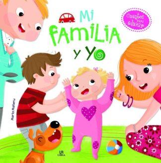 Portada MI FAMILIA Y YO - EQUIPO EDITORIAL - LIBSA