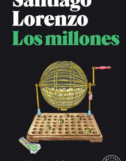 Portada MILLONES, LOS - LORENZO, SANTIAGO -