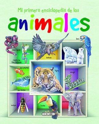 Portada MI PRIMERA ENCICLOPEDIA DE LOS ANIMALES - TODOLIBRO, EQUIPO -