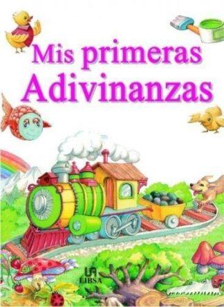 Portada MIS PRIMERAS ADIVINANZAS - Equipo Editorial - LIBSA