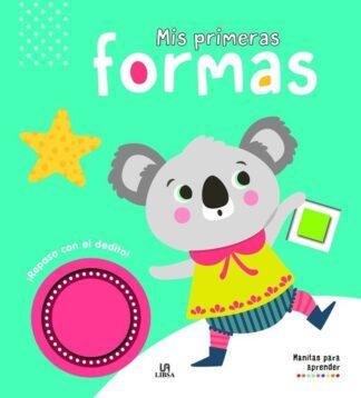 Portada MIS PRIMERAS FORMAS - EQUIPO EDITORIAL - LIBSA