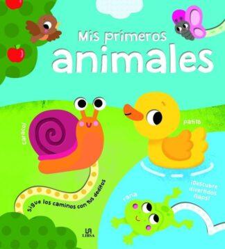 Portada MIS PRIMEROS ANIMALES - EQUIPO EDITORIAL - LIBSA
