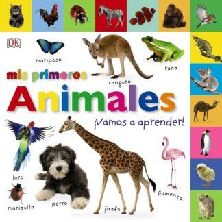 Portada MIS PRIMEROS ANIMALES,VAMOS APRE -  - BRUÑO
