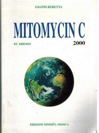 Portada MITOMYCIN C (2000) - GIANNI BERETTA - MINERVA EDICIONES