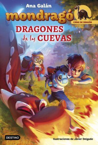 Portada MONDRAGO 4. DRAGONES DE LAS CUEVAS -  - CIRCULO DE LECTORES